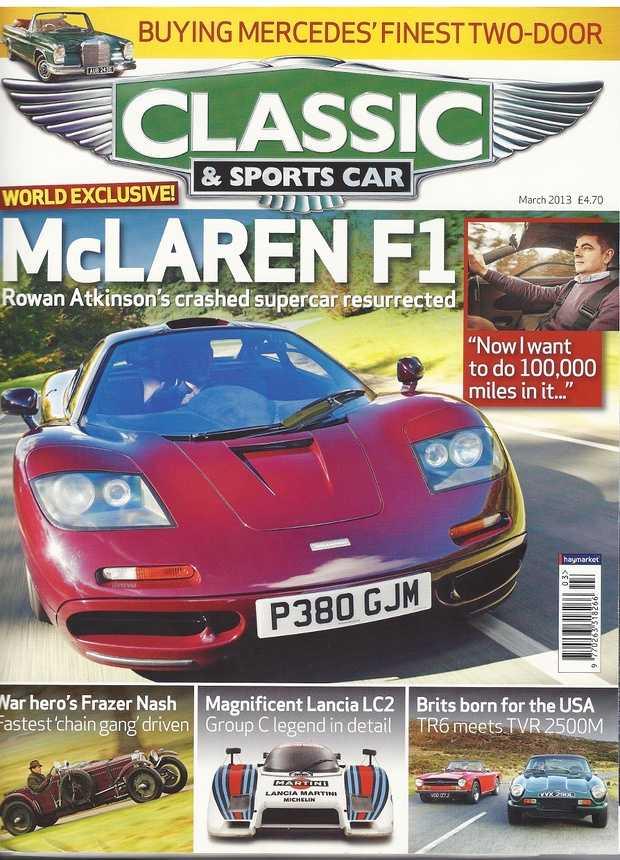 communication dans classics and sports cars