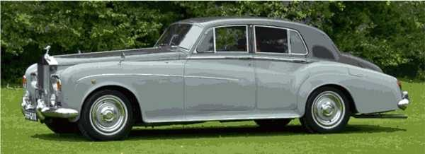 un tour a bord de la rolls royce silver cloud iii de 1962